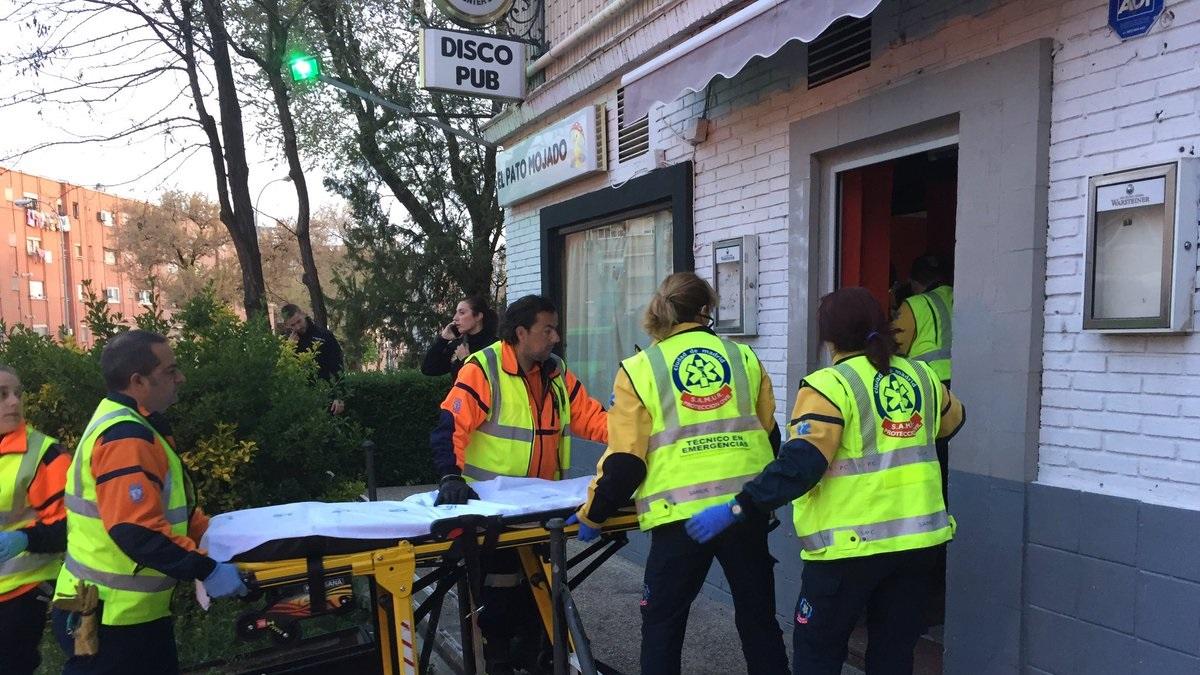 Muere el hombre que fue tiroteado el pasado domingo en un pub de Latina