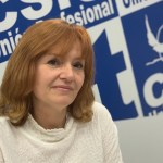 Entrevista | Rosa Vicente, secretaria del Área de Sanidad de CSIT Unión Profesional