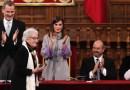 La escritora uruguaya Ida Vitale recibe el Premio Cervantes