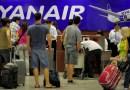 Detenido un hombre que la emprendió a navajazos contra dos mujeres en el Aeropuerto de Barajas