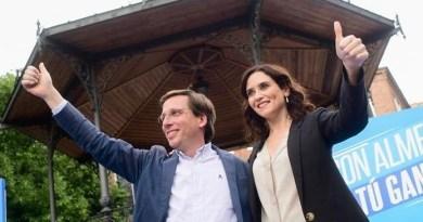 """Isabel Díaz Ayuso critica a Vox: «No tienen ni idea de la Comunidad de Madrid"""""""
