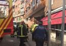 Fallece una mujer de 59 años con problemas de movilidad en un incendio en Chamartín