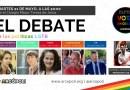 Arcópoli celebra este martes un debate electoral sobre las propuestas LGTBI para el 26 de mayo