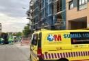 Un segundo accidente laboral en el Ensanche de Vallecas acaba con la vida de un hombre de 58 años