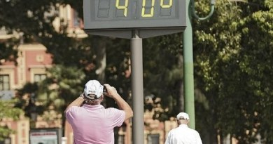 Madrid activa el nivel amarillo por ola de calor, que será naranja el jueves llegándose a los 40ºC