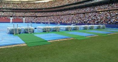 Los testigos de Jehová celebran en Madrid su Asamblea Internacional con más de 50.000 asistentes