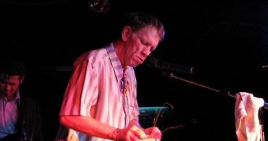 La leyenda del blues Watermelon Slim llega este jueves a la madrileña Sala Clamores
