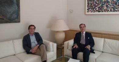 El Ayuntamiento de Madrid y el Colegio de Abogados acuerdan crear una comisión mixta común