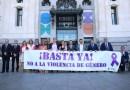 Todos los partidos menos Vox guardan un minuto de silencio por la mujer asesinada en Tetuán