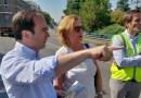 Paralizadas las obras de la calle Bailén tras encontrarse restos arqueológicos de la época de Felipe II