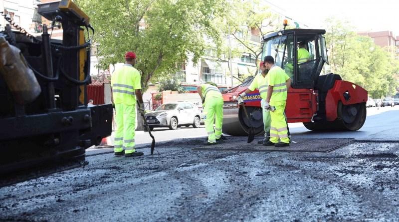 El Ayuntamiento aprueba 6 millones de euros para la rehabilitación del pavimento de medio centenar de calles