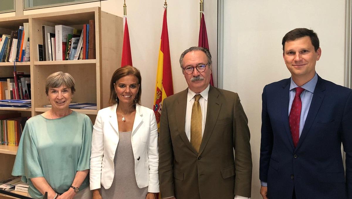 La concejal delegada de Turismo se reúne con el comité local del congreso de la European Respiratory Society