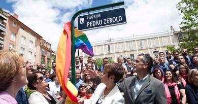 Vox propone devolver el nombre «Vázquez de Mella» a la madrileña plaza Pedro Zerolo