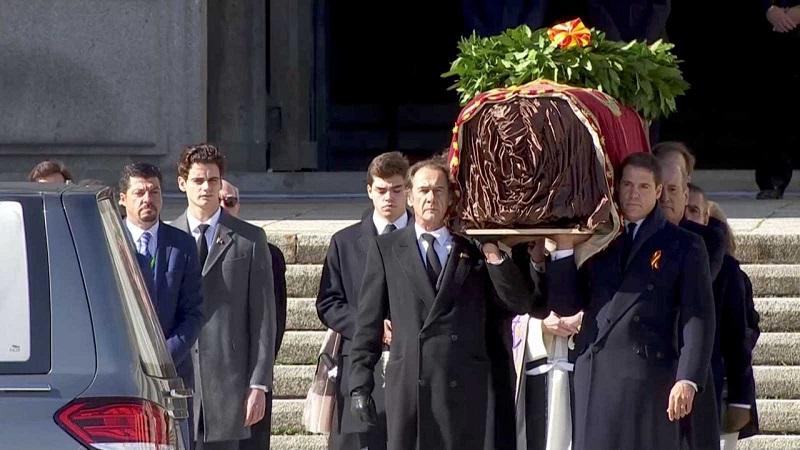 La exhumación de Franco del Valle de los Caídos pone fin al último gran símbolo de la Dictadura