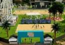 MadBeach Club, el 'club de playa' en Madrid Río, aplaza su apertura