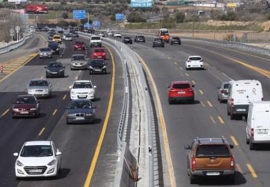 Las obras en la A-3 cortarán varios de sus tramos en Madrid desde este lunes