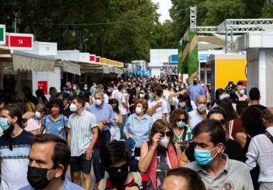 La Feria del Libro de Madrid echa el cierre a una edición con 380.000 visitantes y 9,1 millones de euros en ventas