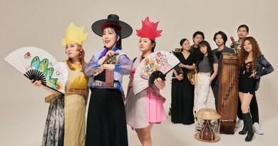 La banda coreana de folk-pop chamánica ADG7 aterriza en Madrid en el 4º Korea Sound Festival