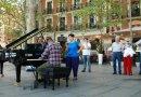 Madrid volverá a llenarse de pianos de cola para todo aquel que quiera tocarlos (localizaciones y horarios)