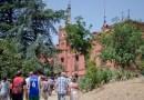 Finalizada la consolidación y restauración de los puentes y el muro de la Quinta de Torre Arias