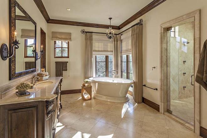 Phòng tắm theo phong cách Địa Trung Hải