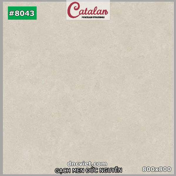 gạch 80x80 lát nền catalan 8043