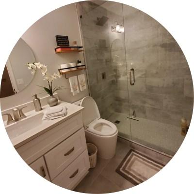 Full Bath Circle