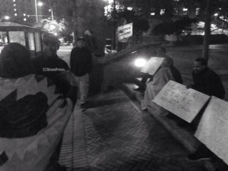 OromoProtestsHungerStrikeSeattle20143