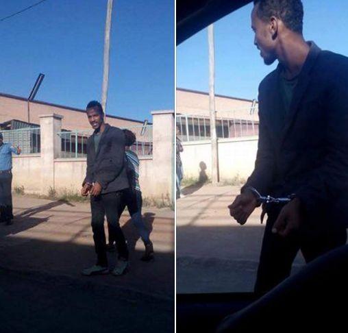 Oromo artist Jireenyaa Shifarraa detained by the Ethiopian government