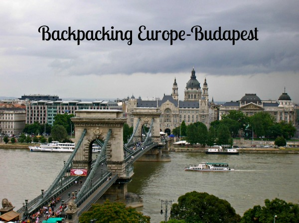 Backpacking Europe-Budapest