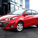 Toyota Yaris Sedan Discontinued in India from 27 Sep. 21