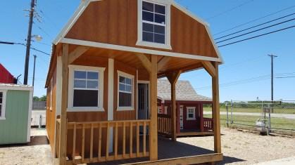 delux barn cabin