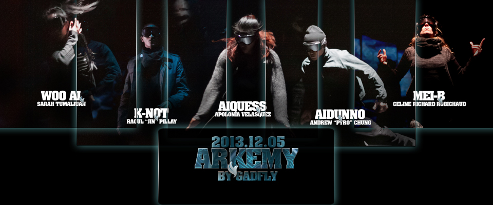 Cast and Crew of Arkemy Revealed
