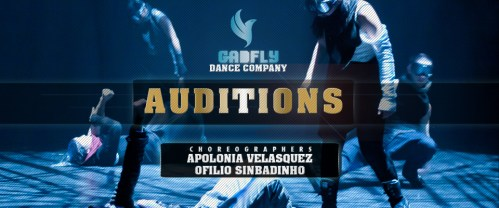 GADFLY AUDITIONS