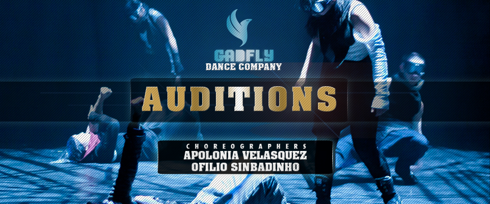 Audition Call for Dancers – GADFLY