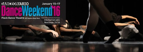 GADFLY at Dance Ontario Dance Weekend @ Fleck Dance Theatre