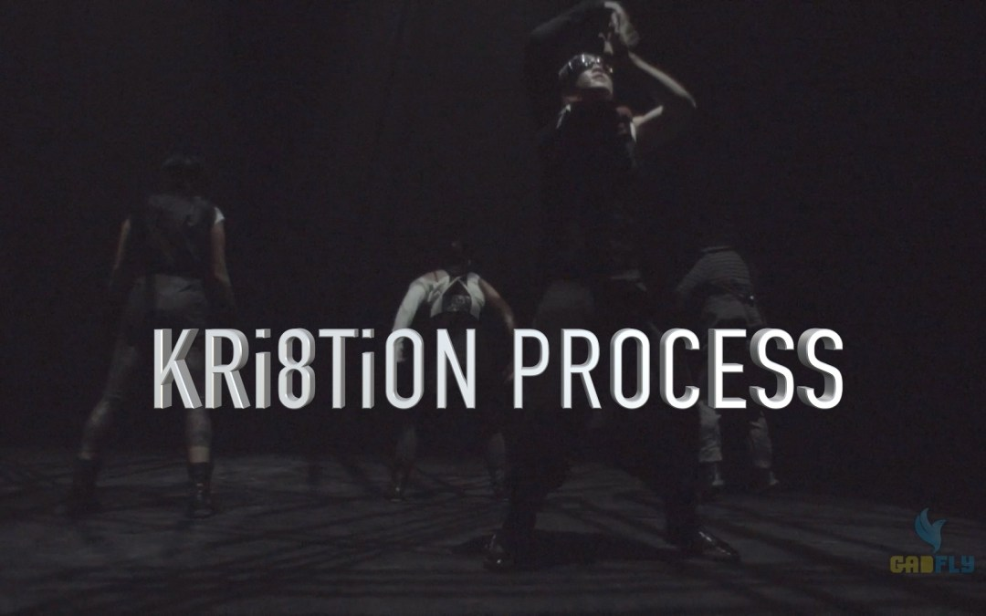KRi8TiON PROCESS KLOROFYL choreography by Ofilio Sinbadinho and Apolonia Velasquez