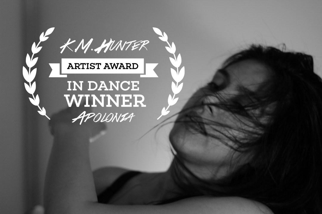 KM Hunter Award Winner Apolonia