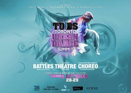 TUDS Festival @ Daniels Spectrum