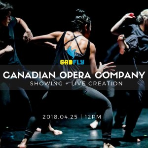 Excerpts + DNA Decoded at Concert Series @ Canadian Opera Company | Toronto | Ontario | Canada