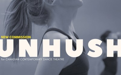 New Apolonia Commission for Canadian Contemporary Dance Theatre – UNHUSH