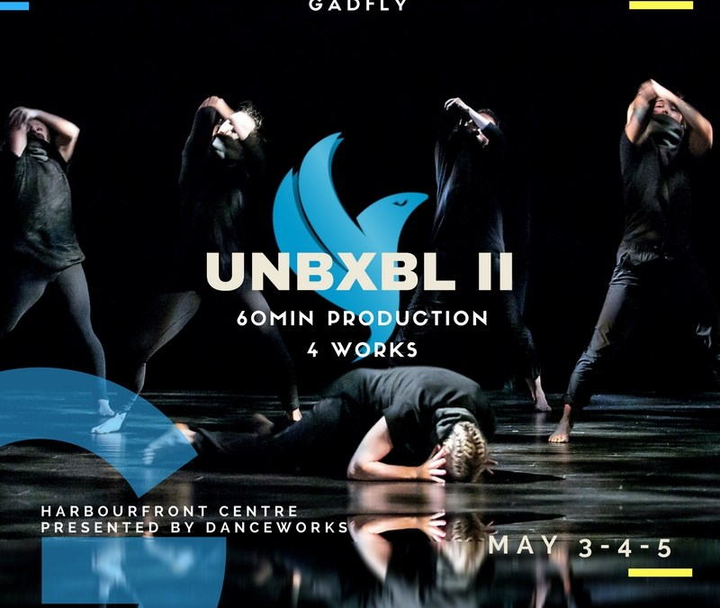 GADFLY PRODUCTION – UNBXBL 2 – Presented by DanceWorks