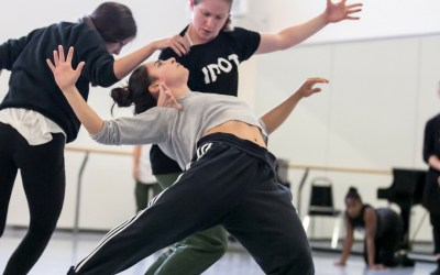 Aybrid Dance Intensive 2018 – 11 Spots Available