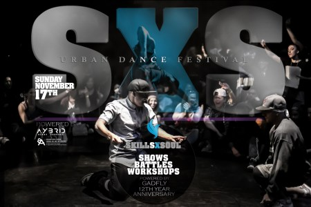 Skills x Soul Dance Festival @ St. George by the Grange
