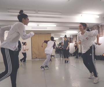 FREE WORKSHOPS @ Canada's National Ballet School
