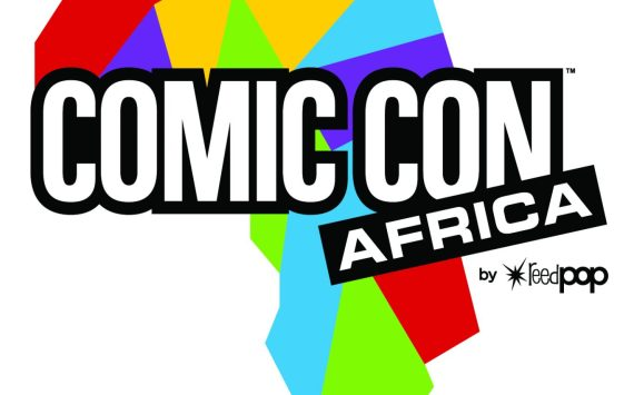 It's on, like Comic Con (Africa 2019)