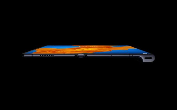 Huawei launches the Mate Xs