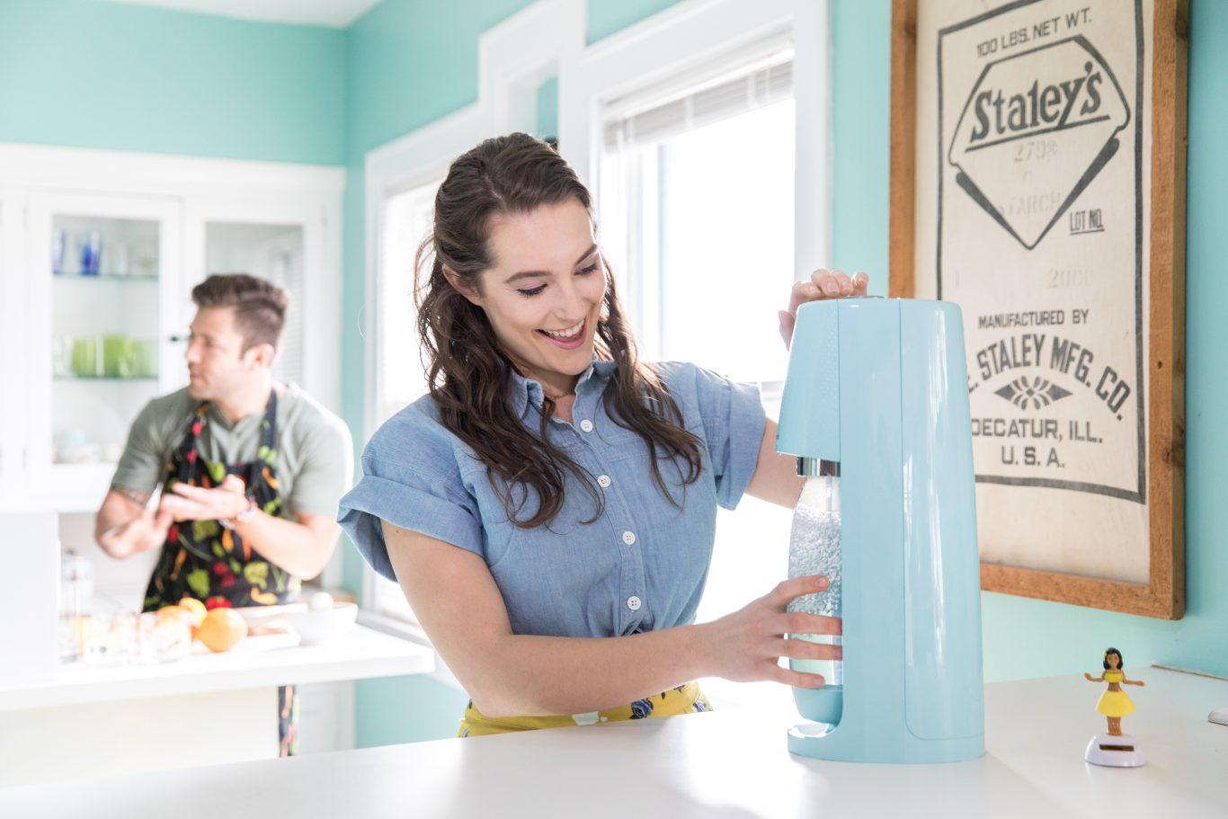Sodastream – aim to live your #bestlife!