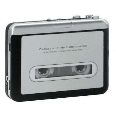 デジタル化しよう!カセットテープをパソコンにつなげてmp3化