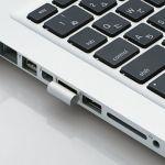 小さすぎるUSBメモリ、装着したままでも気にならない  スタイリッシュな超小型USBフラッシュメモリ